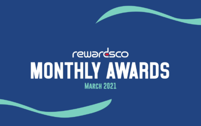 Monthly Sales Awards – March 2021
