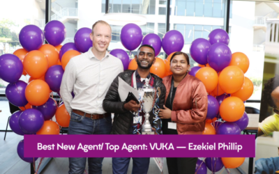 Vuka & Jika Connect Monthly Awards – March 2021