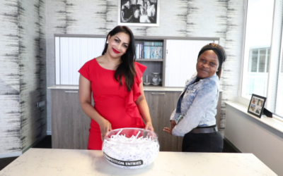 Women's Month Lucky Draw 2021